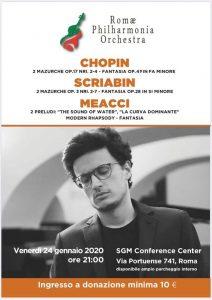 sgm concerto Alessandro Meacci